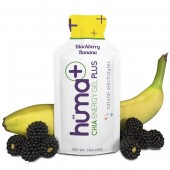 HUMA Plus Гель энергетический Blackberry & Banana