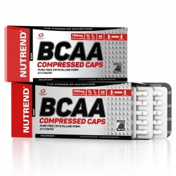 BCAA Compressed Caps